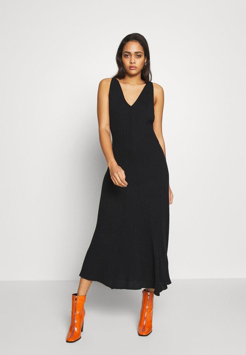 Free People - SWEET AS HONEY - Maxi šaty - black