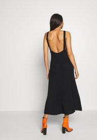Free People - SWEET AS HONEY - Maxi šaty - black - 2