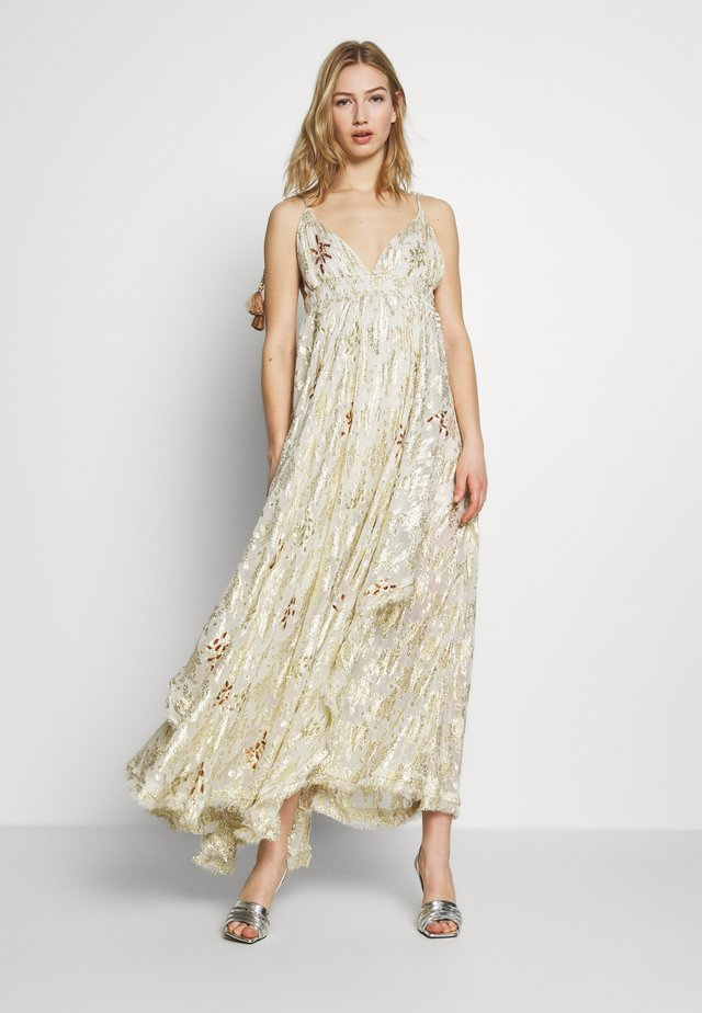 MEREDITH MAXI - Maxikleid - off-white