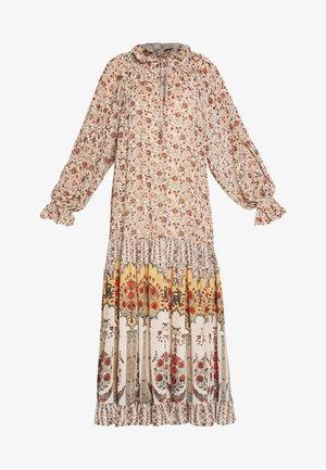 FEELING GROOVY  - Korte jurk - beige