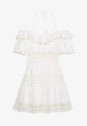 CRUEL INTENTIONS MINI - Denní šaty - off white