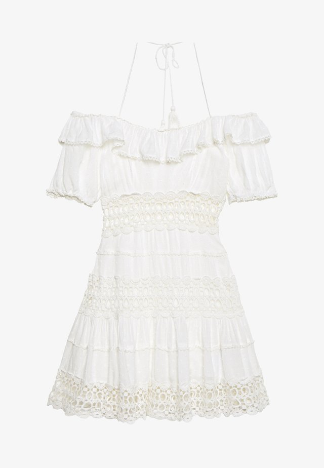 CRUEL INTENTIONS MINI - Sukienka letnia - off white