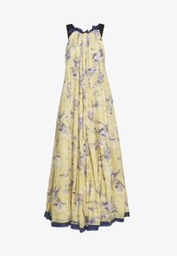 Free People - TROPICAL TOILE MAXI - Denní šaty - green - 6