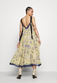 Free People - TROPICAL TOILE MAXI - Denní šaty - green - 3