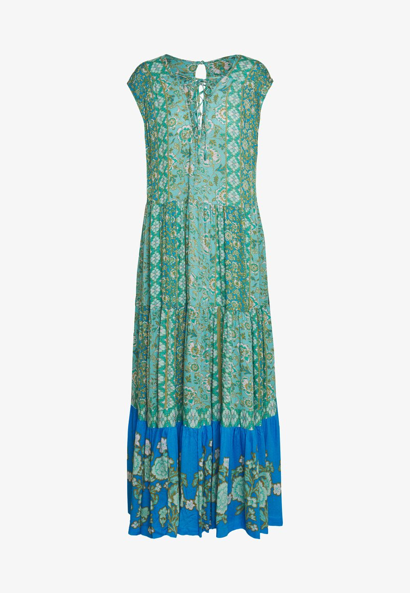Free People - HANALEI BAY DRESS - Maxi šaty - petrol