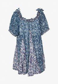 Free People - JET SET MINI - Denní šaty - blue - 1
