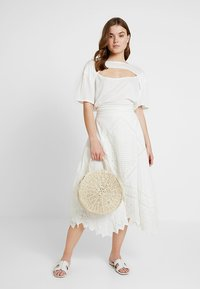 Free People - JUNE TEE - T-shirt imprimé - white - 1