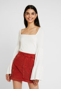 Free People - BABETOWN - Maglietta a manica lunga - ivory - 0