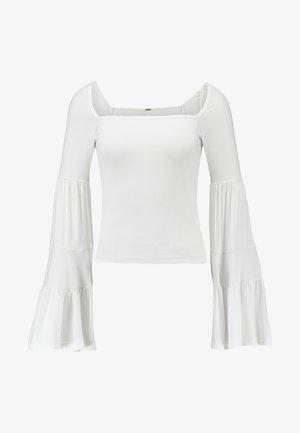 BABETOWN - Maglietta a manica lunga - ivory
