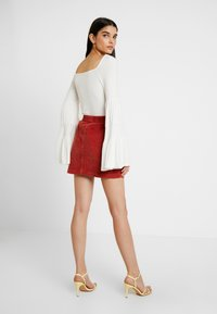 Free People - BABETOWN - Maglietta a manica lunga - ivory - 2