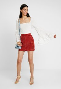 Free People - BABETOWN - Maglietta a manica lunga - ivory - 1