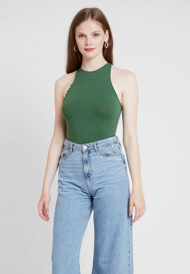 FEELS RIGHT BODYSUIT - Top - army
