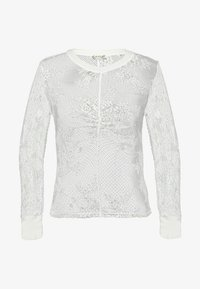 Free People - COOL WITH IT LAYERING - Blůza - ivory - 3