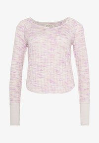 Free People - SPACED OUT LONG SLEEVE - Svetr - pink - 4