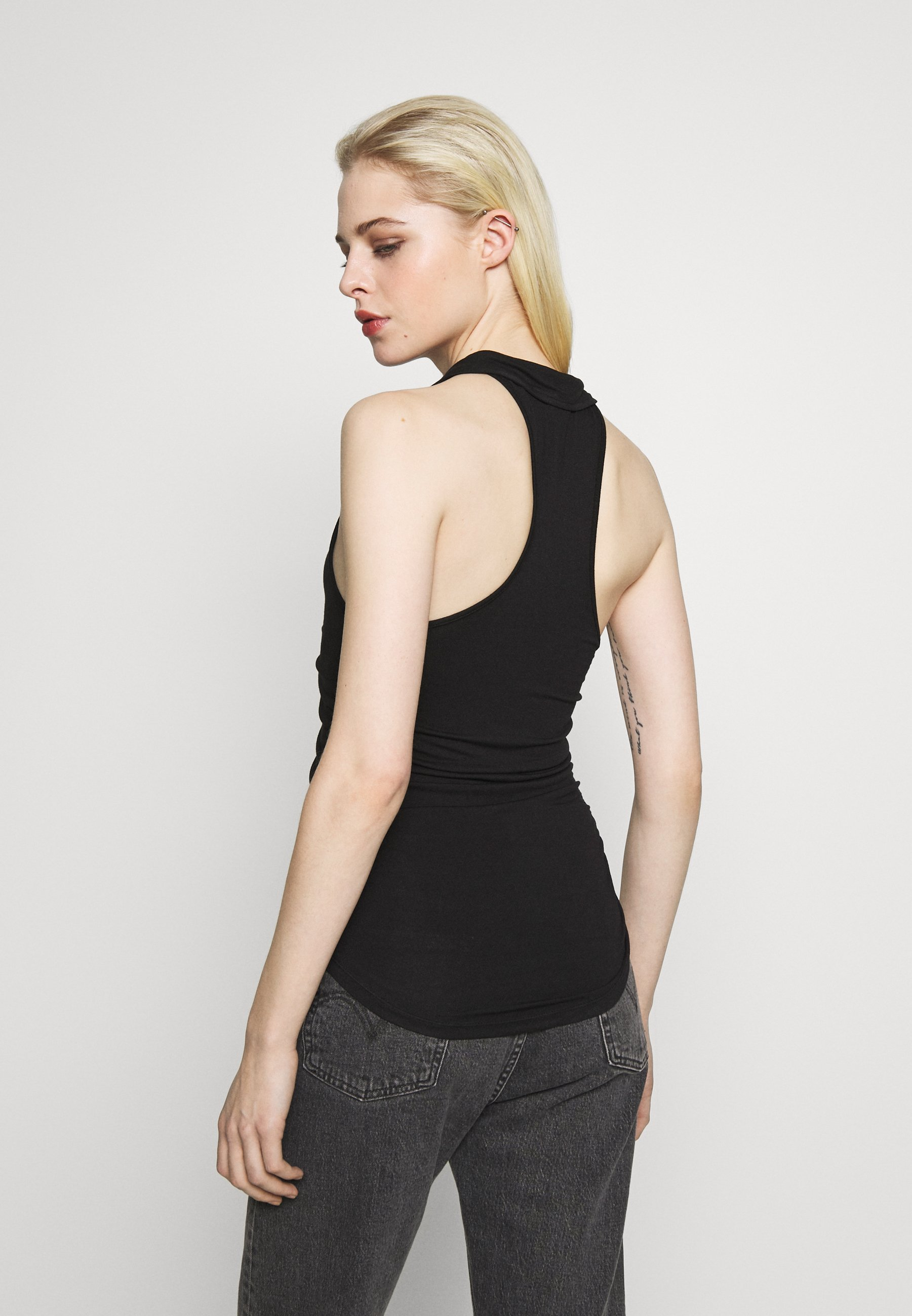 Free People COCO TANK SOLID - Top - black