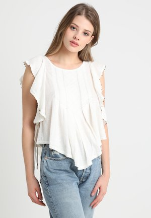 TINY BELLS - T-shirts med print - ivory