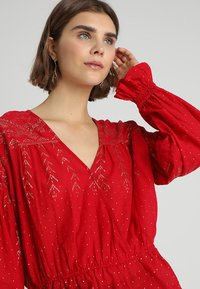 Free People - COUNTING STARS - Bluser - red - 3