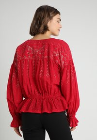 Free People - COUNTING STARS - Bluser - red - 2