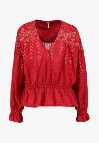 Free People - COUNTING STARS - Bluser - red - 4
