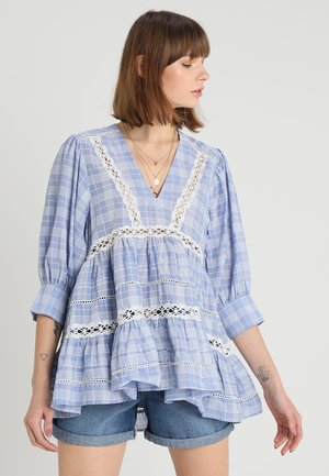 TIME OUT - Blouse - blue