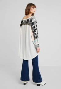 Free People - TRIPOLI - Tunique - white - 2