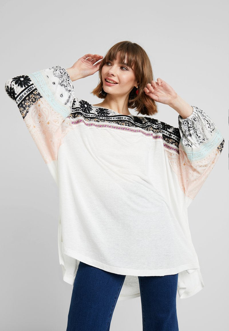Free People - TRIPOLI - Tunique - white