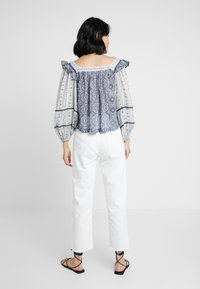 Free People - MOSTLY MEADOW BLOUSE - Blůza - ivory - 2