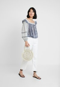 Free People - MOSTLY MEADOW BLOUSE - Blůza - ivory - 1