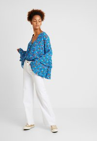 Free People - SHES DAINTY - Blůza - blue - 1