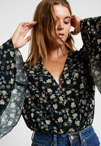 Free People - SHES DAINTY - Camicetta - black - 3