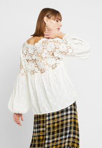 Free People - LINA  - Blůza - white - 2