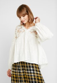 Free People - LINA  - Blůza - white - 0