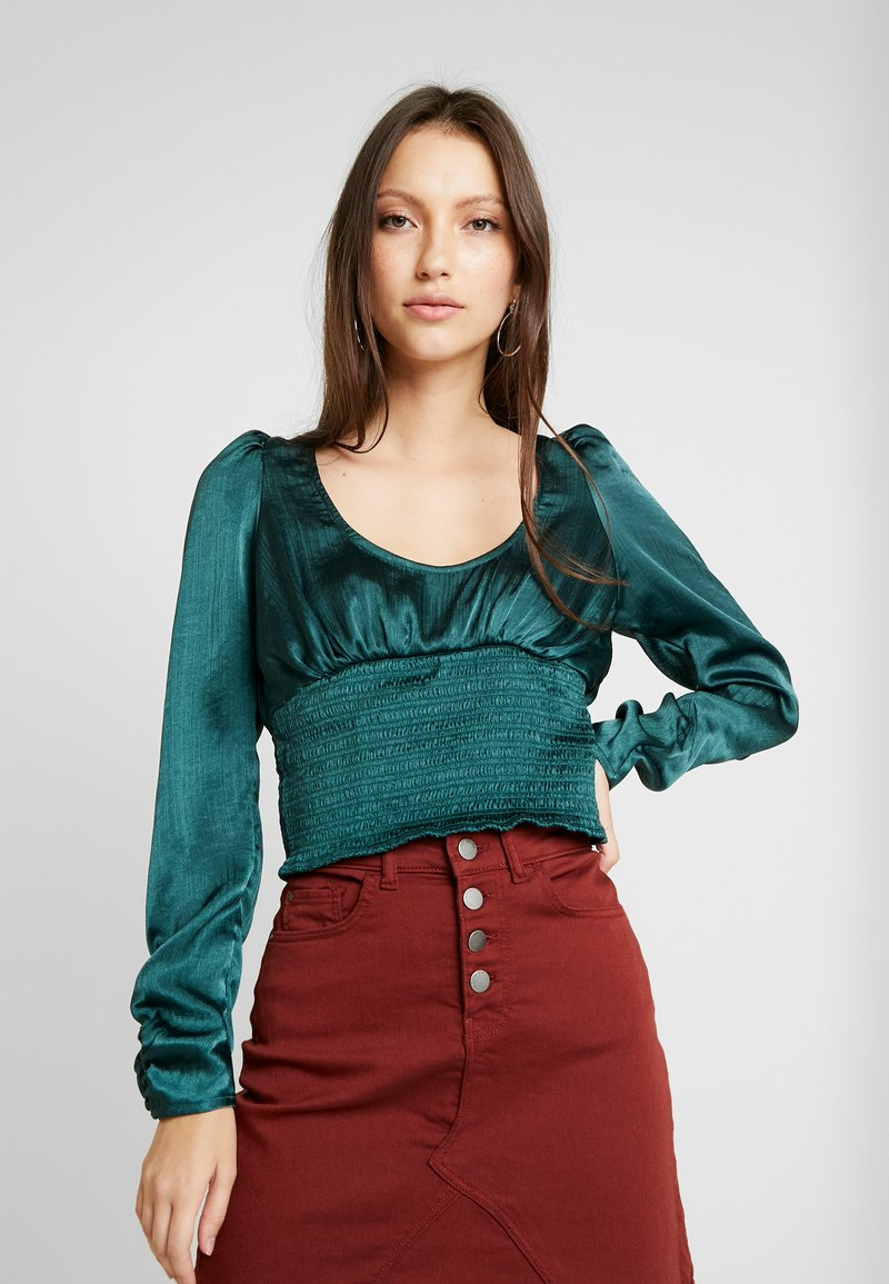 Free People - SANTIAGO - Blouse - green