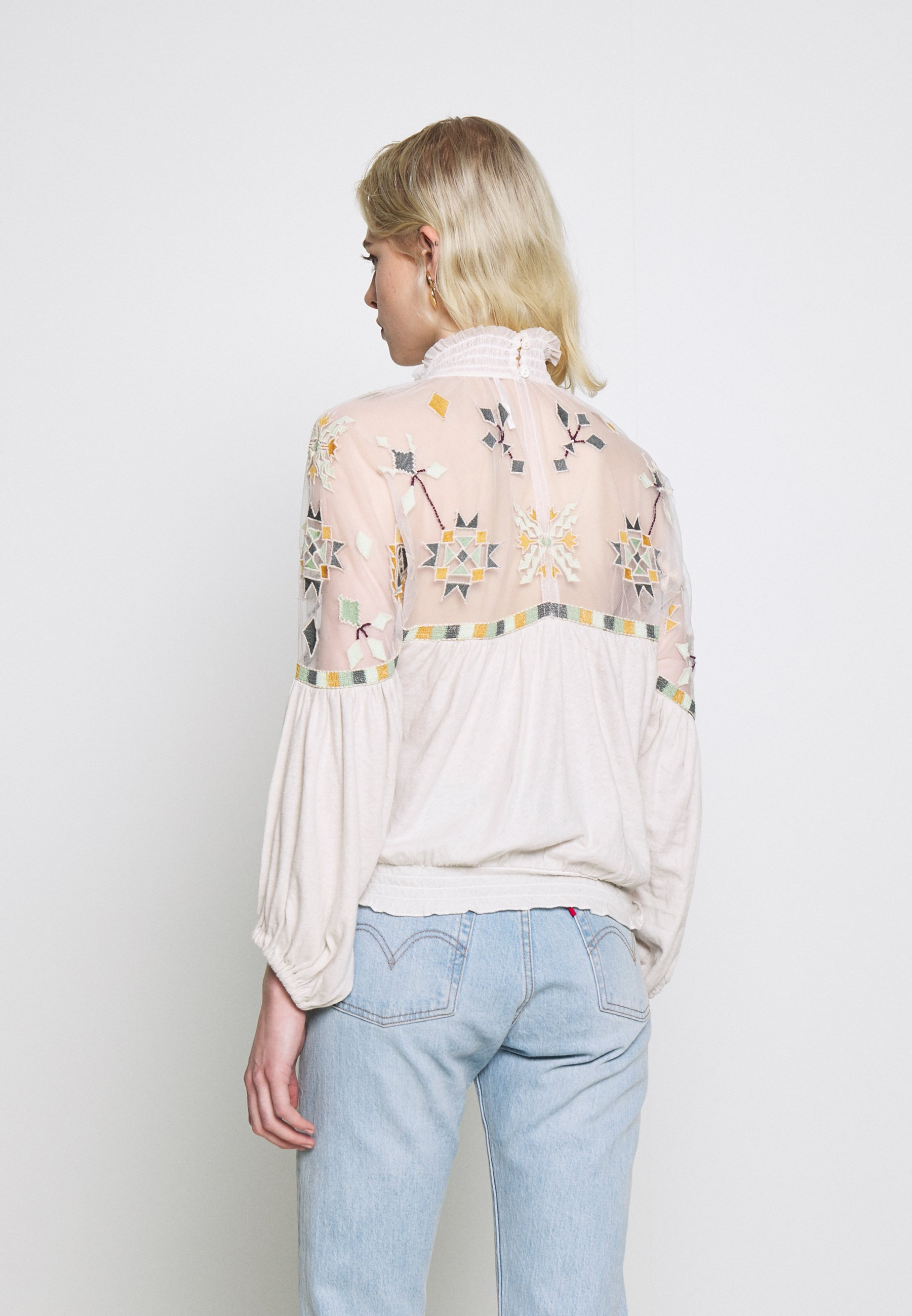 Free People MONDAY MORNING TOP - Camicetta - off-white