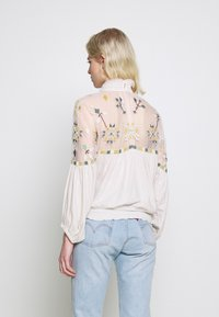 Free People - MONDAY MORNING TOP - Blůza - off-white - 2