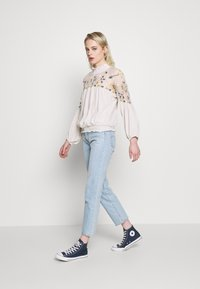 Free People - MONDAY MORNING TOP - Blůza - off-white - 1