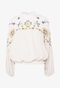 Free People - MONDAY MORNING TOP - Blůza - off-white - 4