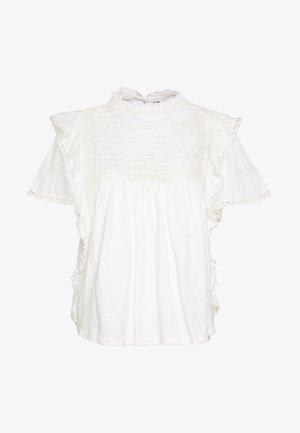 FEMME - Bluser - off-white