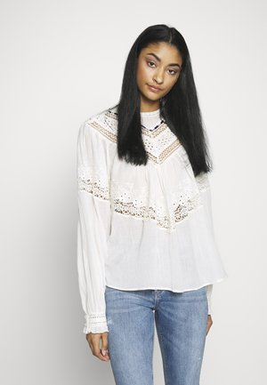 ABIGAIL VICTORIAN - Blouse - off-white