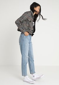 Free People - SLOUCHY EISENHOWER - Lehká bunda - black combo - 1