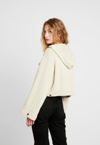 Free People - DREAMERS JACKET - veste en sweat zippée - beige - 2