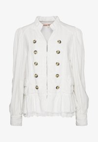 Free People - ARIANA JACKET - Lehká bunda - white - 4