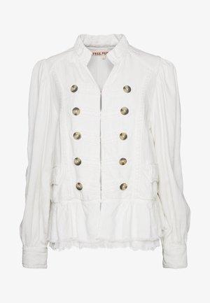 ARIANA JACKET - Lehká bunda - white