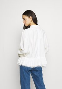 Free People - ARIANA JACKET - Lehká bunda - white - 2