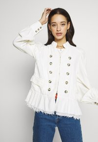 Free People - ARIANA JACKET - Lehká bunda - white - 3