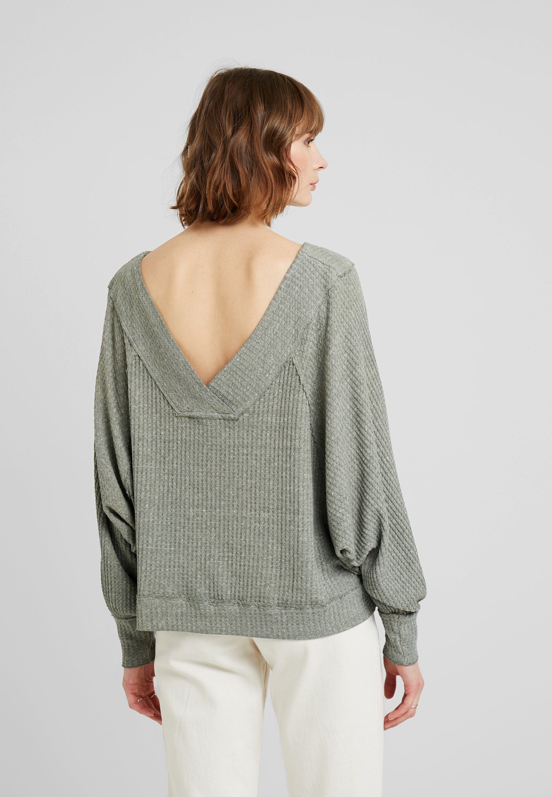 Free People Free Army People ThermalPullover Westend Westend BoxWQerdEC