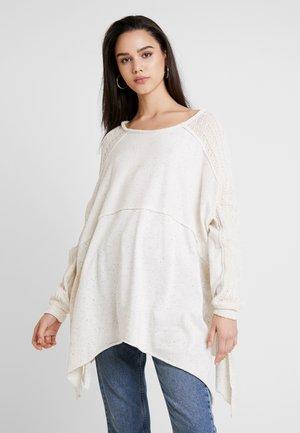 MY GIRL - Sweatshirt - ivory