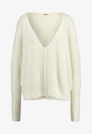 MOONBEAM - Pullover - ivory