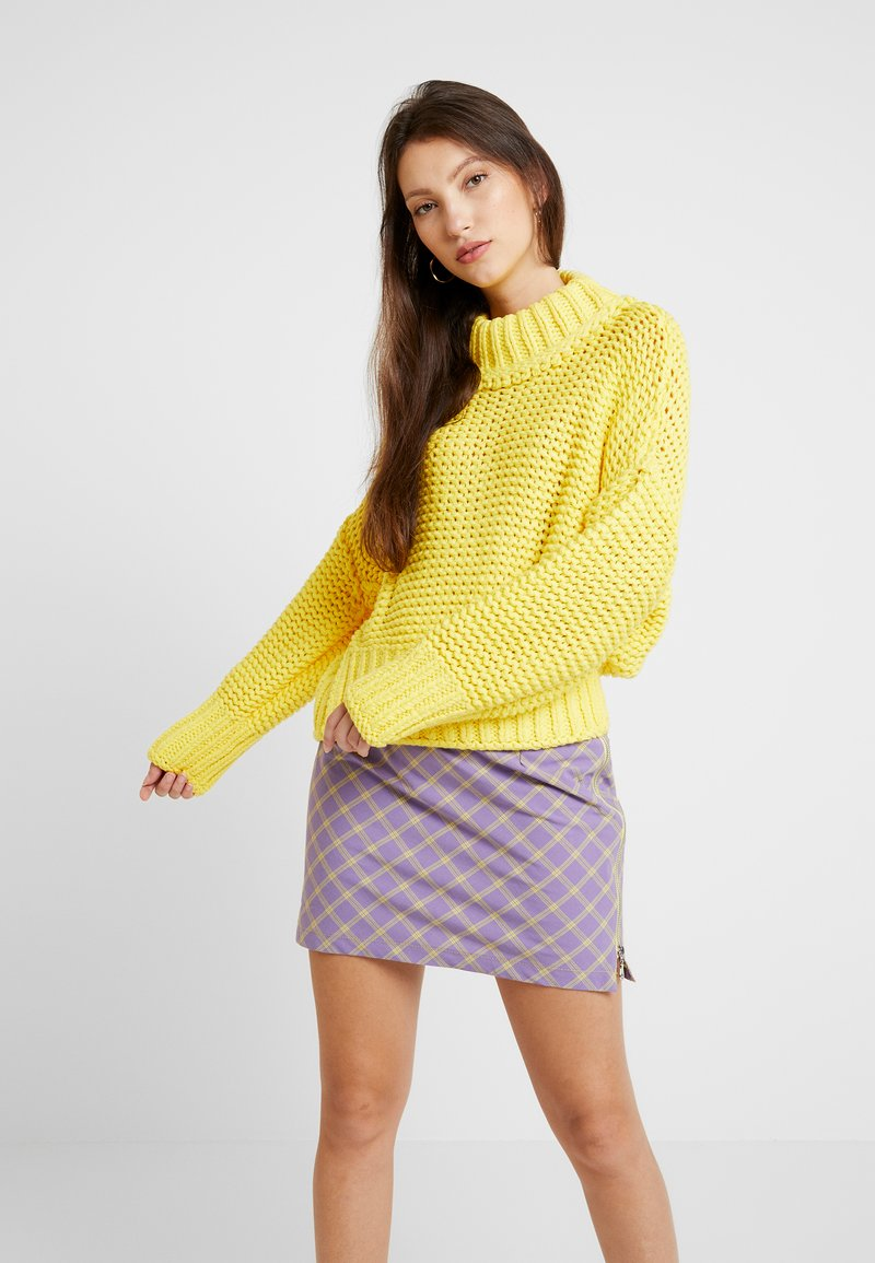 Free People - MY ONLY SUNSHINE - Jersey de punto - yellow