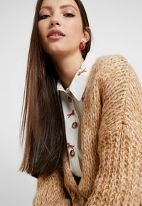 Free People - HOME TOWN CARDI - Cardigan - neutral combo - 4